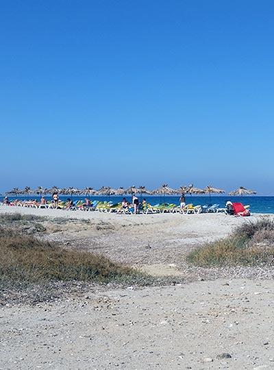 Karnayio beach
