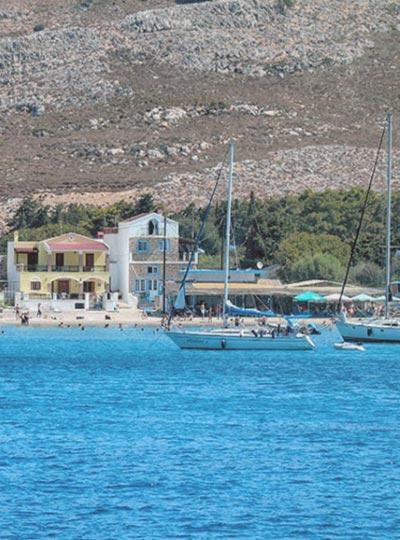 Pserimos greek island near kos