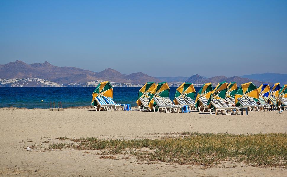 Tigaki - Tigkaki - Kos sandy beach