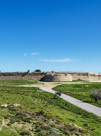 Antimachia castle in Kos