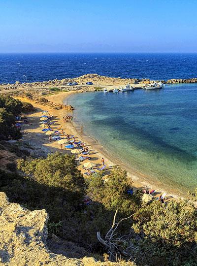 Limnionas beach - Kos Island
