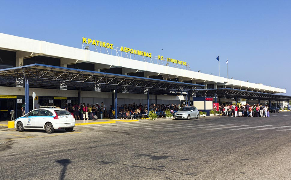 Kos island international airport (Hippocarates) - Kgs