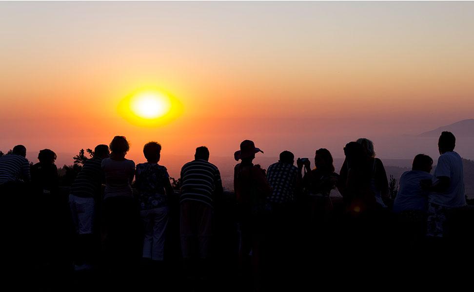 zia sunset