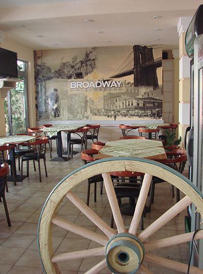 Broadway restaurant kos town - Kos Island