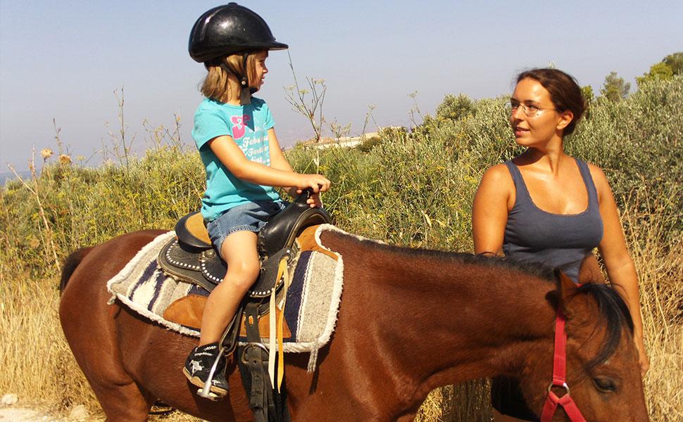Kos horse riding - Alfa Horse