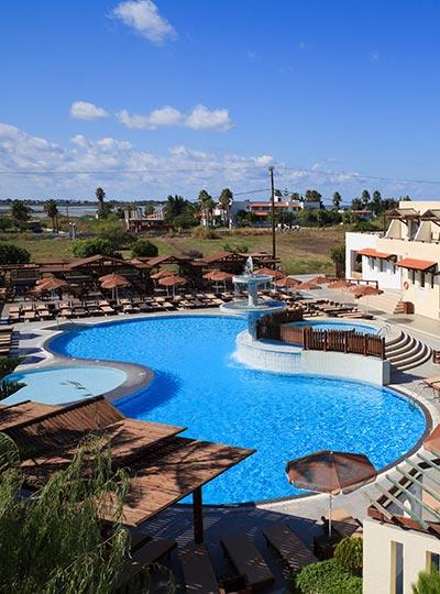 Gaia Village Hotel at Tigaki - Kos Greece