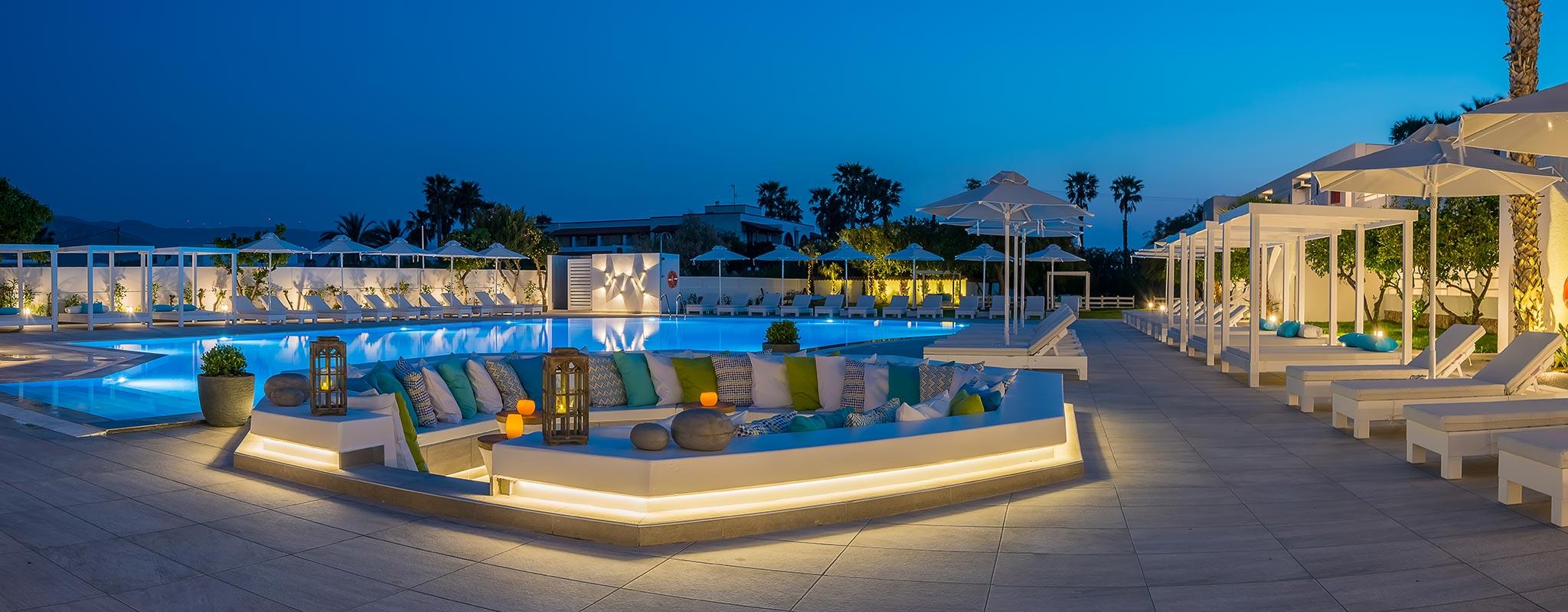Gaia garden hotel kos booking garden ftempo for Garden ranch ymca pool