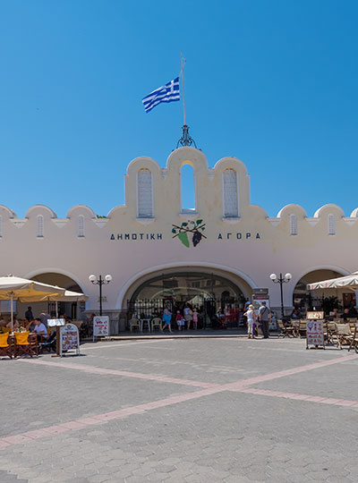 Travel guide of Kos town Kos city Greece Kos4allcom